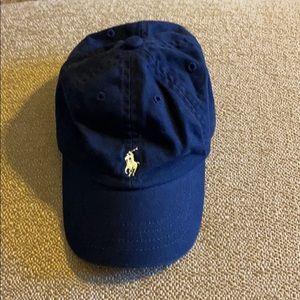 Infant Ralph Lauren hat